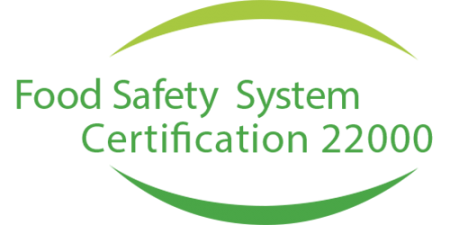 Food Safety System Certification 22000 from MQM