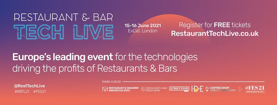 Restaurant Bar Tech Event Details