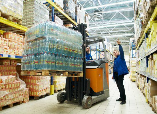 MQM Consulting BRCGS - Warehouse photo